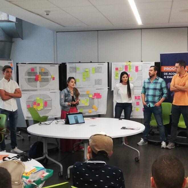 Bootcamp Digimap validación idea de negocio