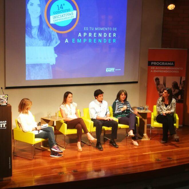 Panelista invitada negocios digitales